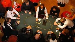 Poker på Casino Baden